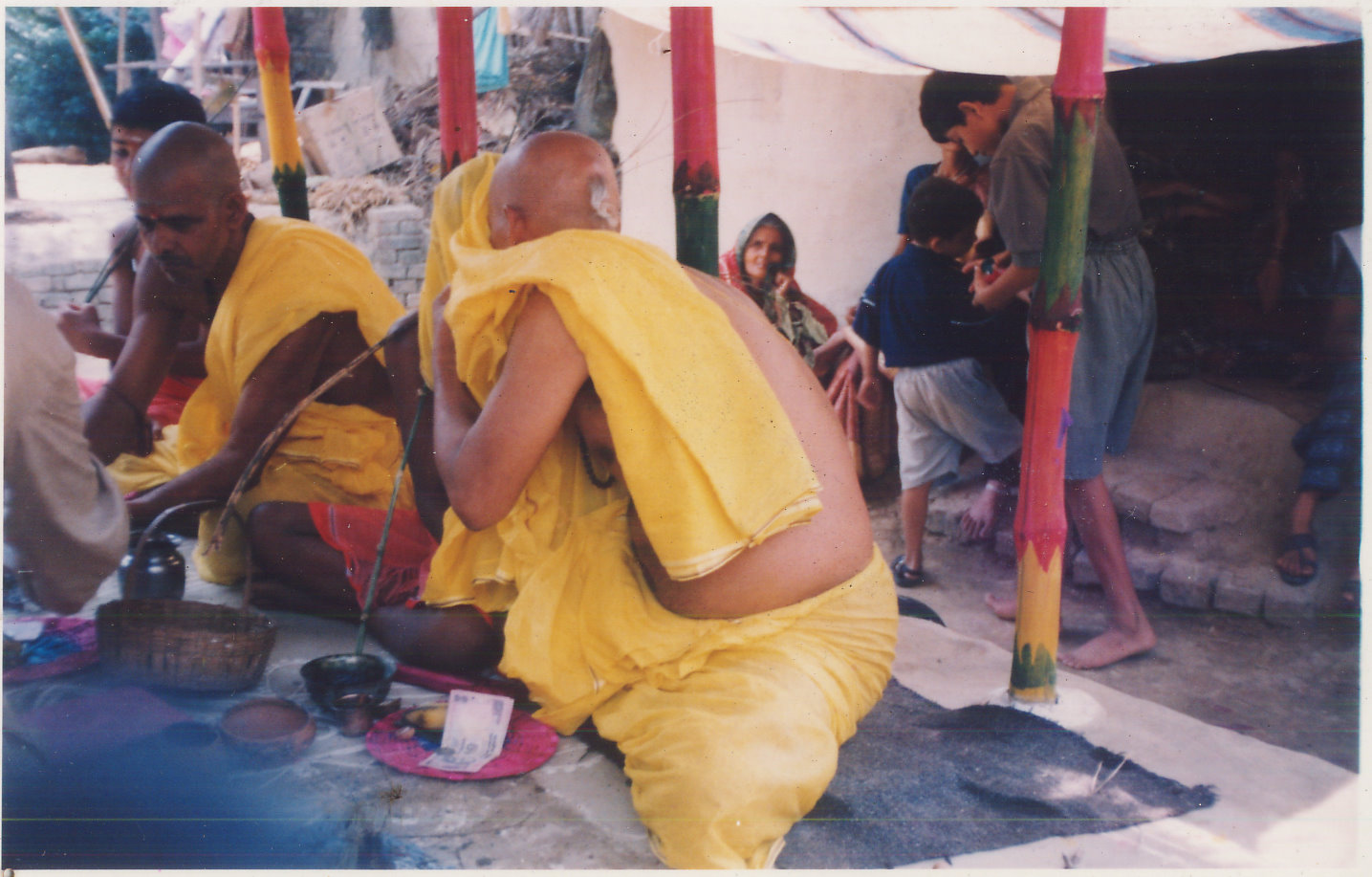 Mantra given by the Acharyas