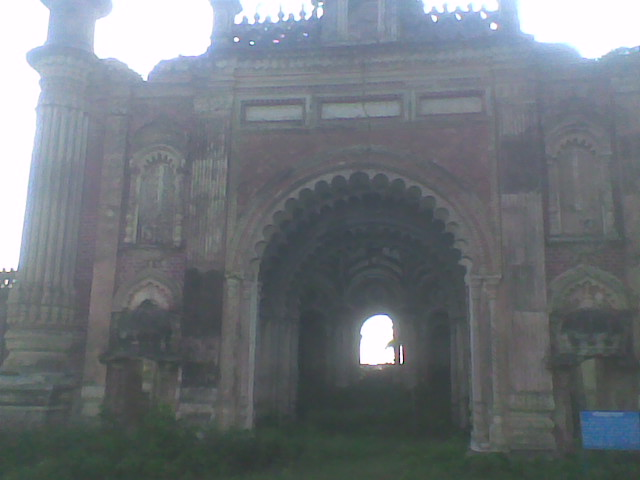 The Navlakha Mahal