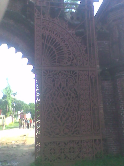 The Gate for the entrance of the ancient Rajnagar