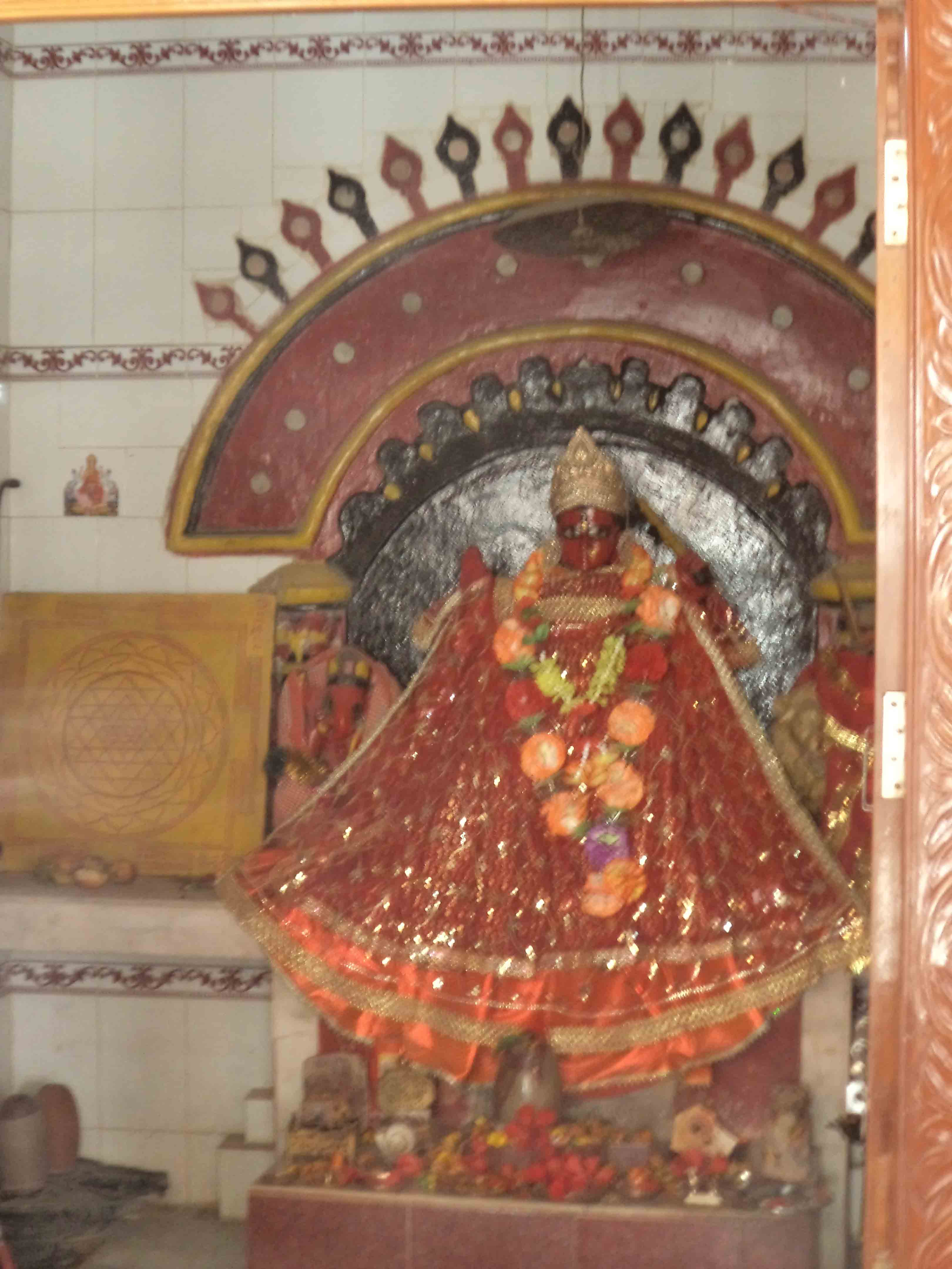 Goddess Bhuvaneswari,Mangrauni