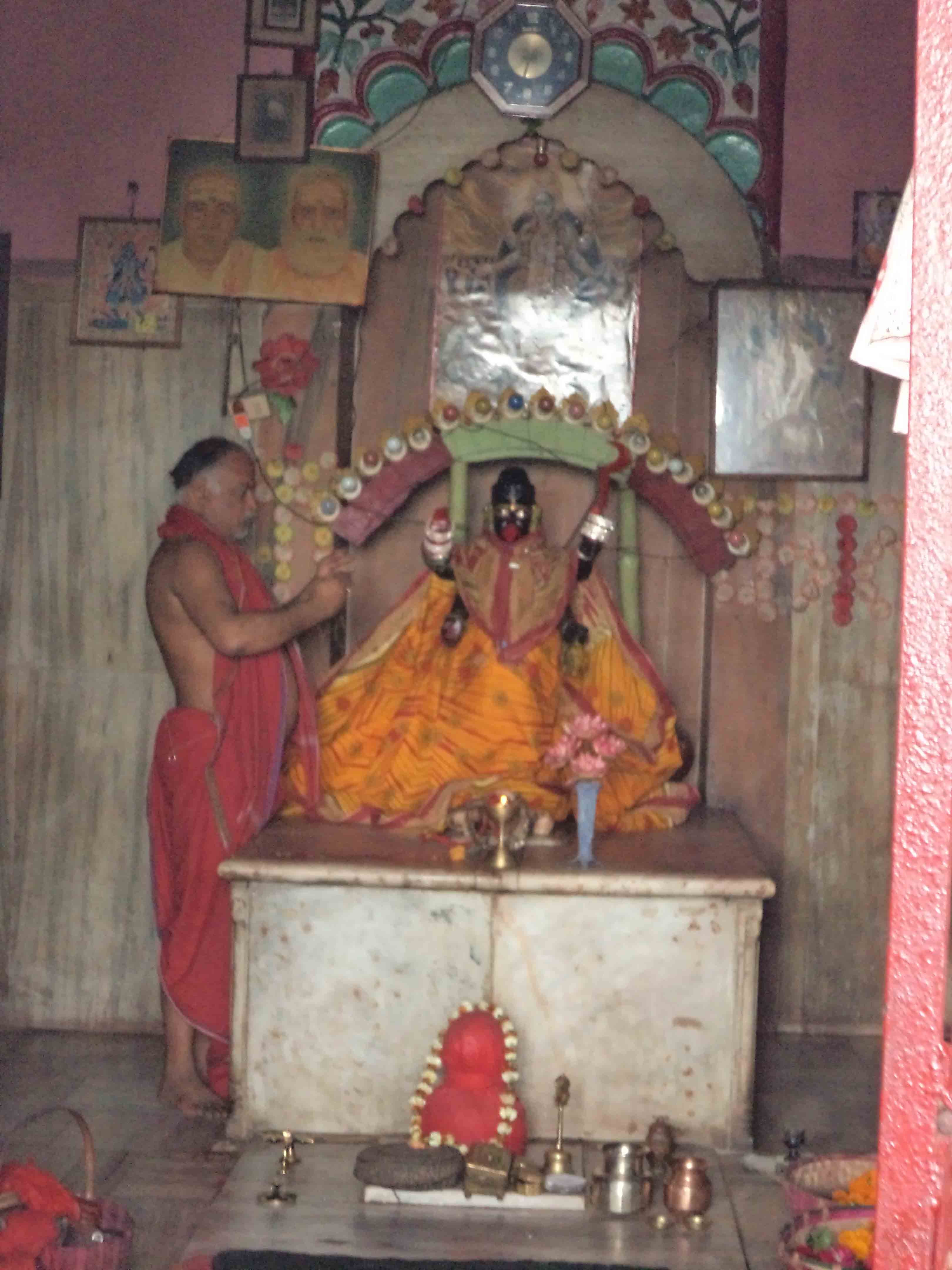 Goddess Kaali of Kaali Temple
