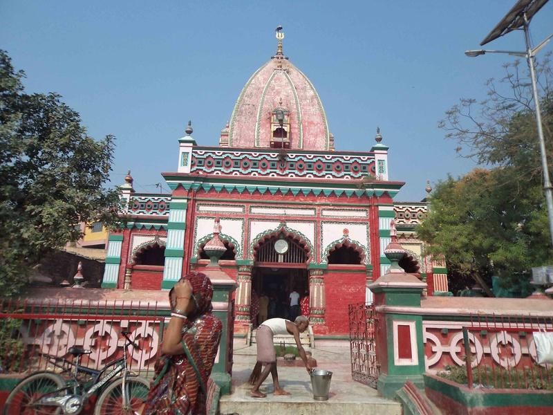 Kaali Temple, Madhubani