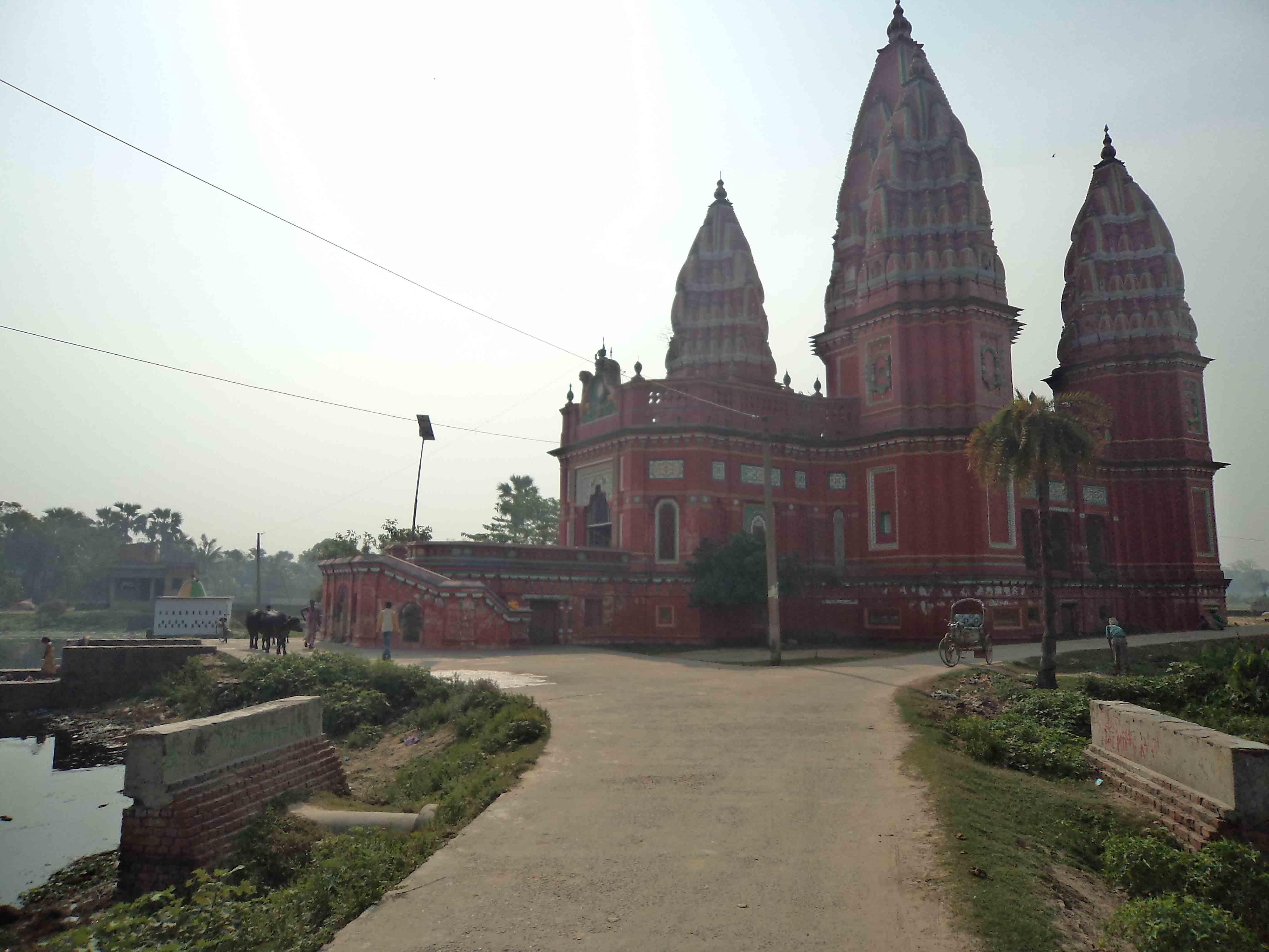 Kali Temple Bhauwara