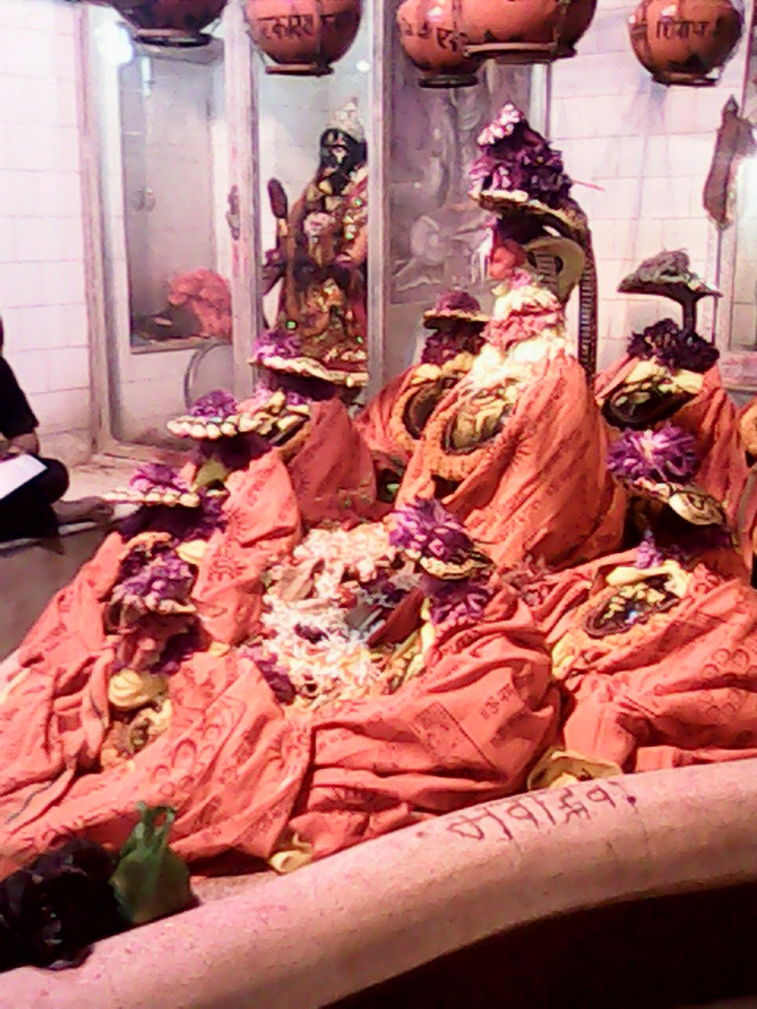Shringar at Ekadash Rudra