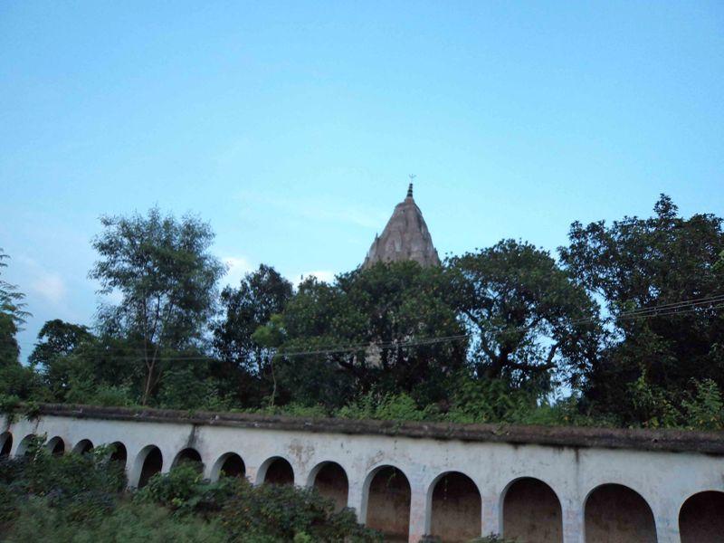 Back Side View of Sabha Gaachhi
